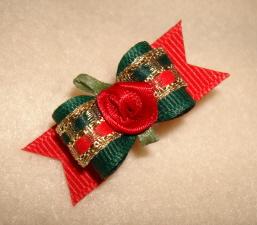 "Christmas Rose 5/8""-"