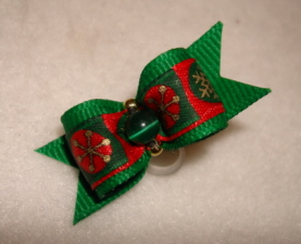 "Christmas Ornaments 5/8""-"