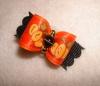 """Pumpkin Patch 5/8""""-Fall, Pumpkins, Thanksgiving, Black, Orange, Gold, Cats Eye, Fall time, Falltime,"""