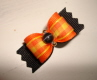 "Halloween Candy Corn 5/8""-5/8"