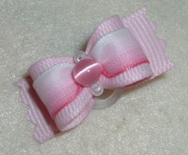 "Baby Pink Rainbow 5/8""-"