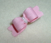 Tiny Pink Grosgrain 3/8