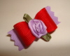 "Red Hat Society 5/8""-Red, Hat, Society, Lavender, Rose, Spring, Summer, 50"